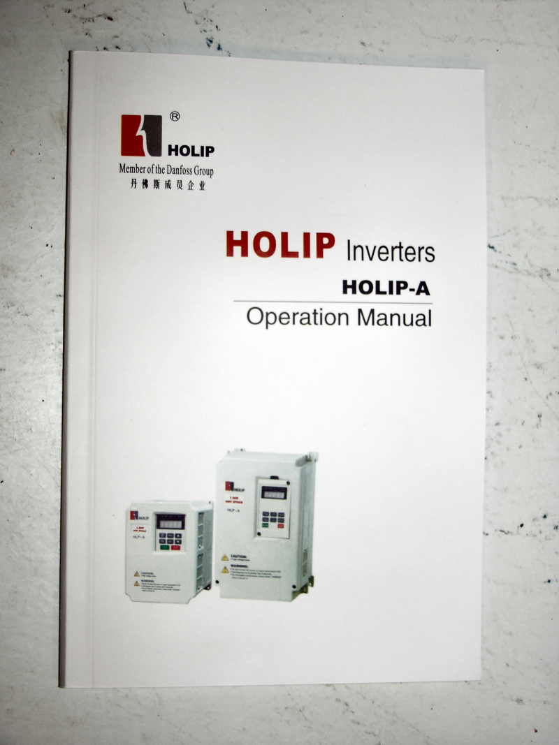 Holip Danfoss Holip A 7 5kw 10hp Inverter New In Box